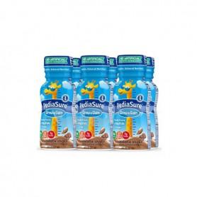 6/8 OZ PEDIASURE CHOCOLATE SHAKE