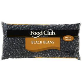 FC BLACK BEANS DRY