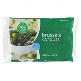 FDC BRUSSEL SPROUTS