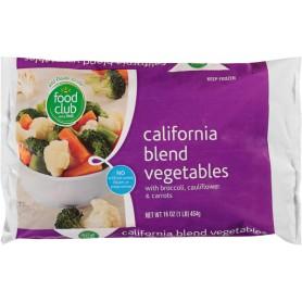 FDC CALIFORNIA BLEND