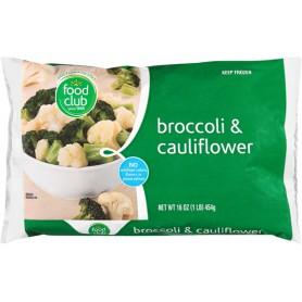 FDC BROCCOLI CAULIFLOWER