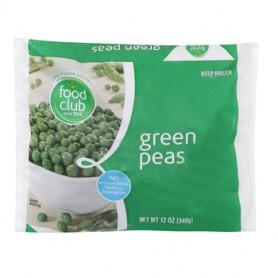 FDC GREEN PEAS