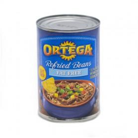 Ortega Refried Beans FF 16oz