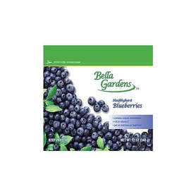 Bella GRDN IQF Blueberries 12oz