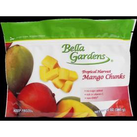 Bella GRDN Mango Chunks 12oz