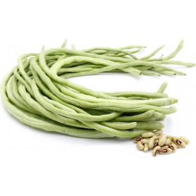 LONG BEANS GREEN/WHITE