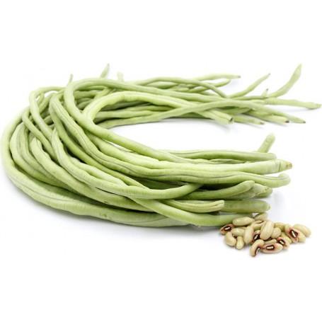 LONG BEANS GREEN/WHITE
