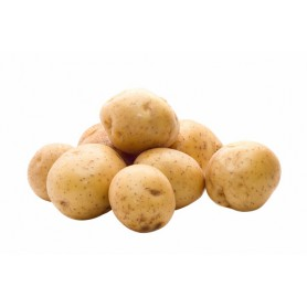 POTATOES WHITE/BROWN