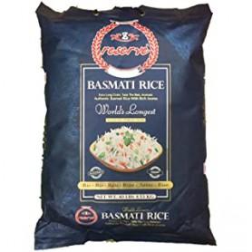 RESERVE BASMATI RICE 40 LBS