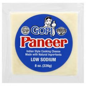 GOPI PANEER LOW SODIUM 8OZ