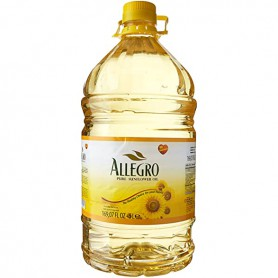 ALLEGRO SUNFLOWER OIL 5LTR