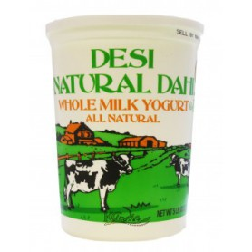 DESI YOGURT/DAHI WM 5LB