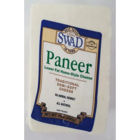 SWAD LOW FAT PANEER 14OZ