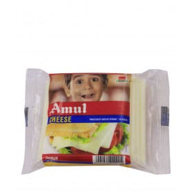 AMUL CHEESE SLICES 200 GM