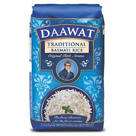 DAAWAT TRADITIONAL BASMATI