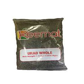 KEEMAT URAD WHOLE (BLACK) 4LB