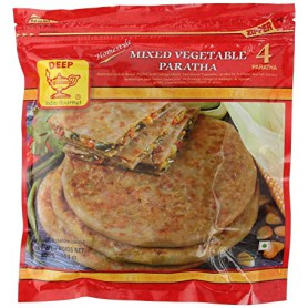 DEEP MIX VEG PARATHA 4CT