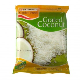 SUMERU GRATED COCONUT 454GM