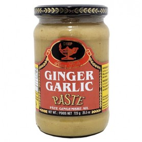 DEEP GINGER/GARLIC PASTE 25OZ