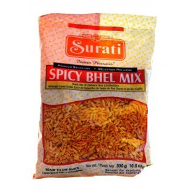 SURATI BHEL MIX PLAIN 12 OZ