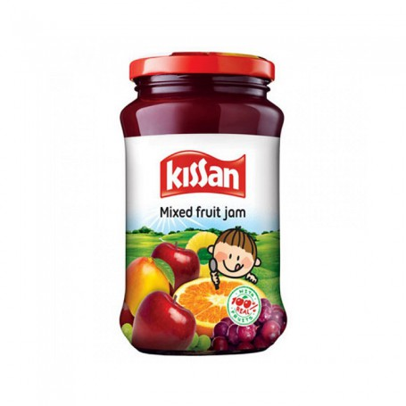 KISSAN MIX FRUIT SPREAD 500 GM
