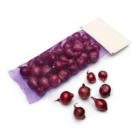 RED PEARL ONIONS 10oz Bag